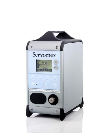 Servomex 5200 Çok Amaçlı Gaz Analizörü